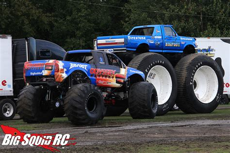 bigfoot monster truck everybody s scalin for the weekend bigfoot 4 4 monster