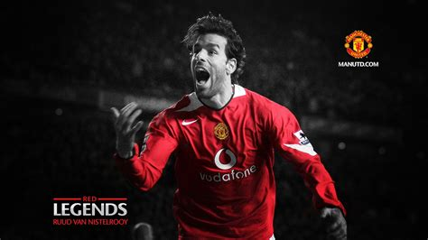 ruud red legends manchester united wallpaper preview
