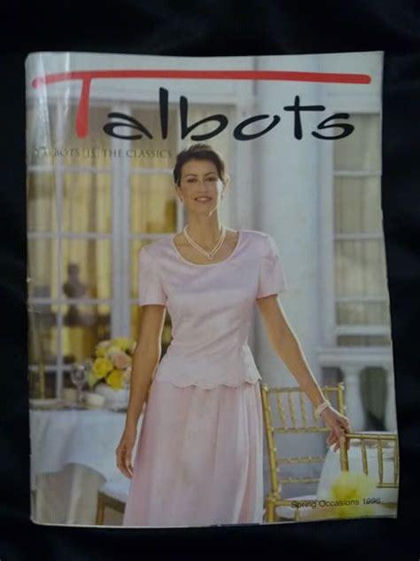 talbots classic catalogs talbots catalog spring
