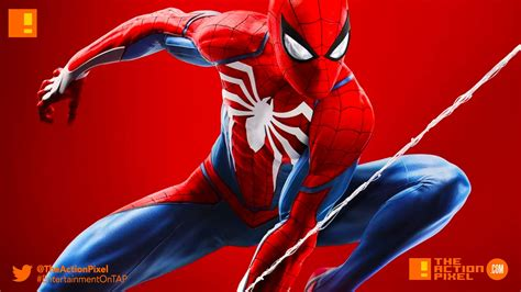 Insomniac Games Spider Man Gives Us A New Look At