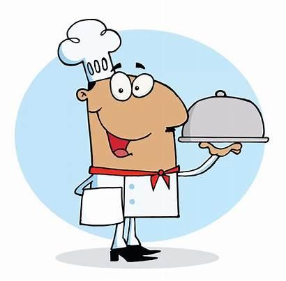 Clipart Cooking Woman Powerpoint Utensils Advertisement