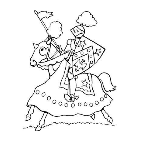 Kleurplaat Ridder En Jonkvrouw by Ridders Kleurplaten Kleurplatenpagina Nl Boordevol