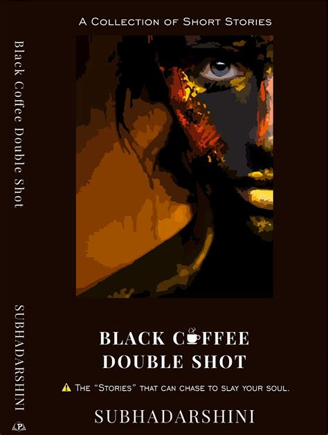 This results in 60 ml of drink, double the amount of a single shot espresso. Black Coffee Double Shot - Turquoise Publication