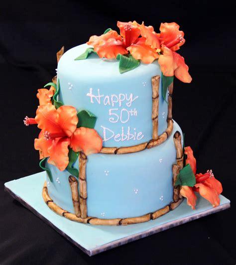 hawaiian birthday cake cakecentral