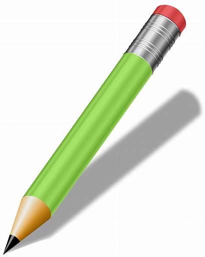 Pencil Short Realistic Clip Onlinelabels