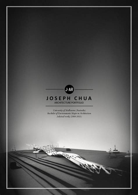 architecture portfolio sles joseph chua architecture portfolio 2013 by joseph chua