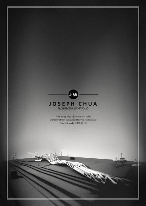 Joseph Chua Architecture Portfolio (2013) By Joseph Chua