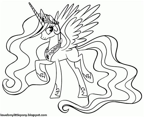 My Little Pony Derpy Coloring Pages - Eskayalitim