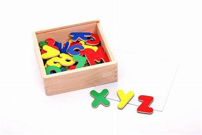 Magnetic Letters Wooden Pack Alphabet Lowercase Viga
