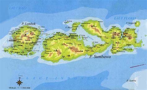 nusa tenggara barat gt nusa tenggara gt peta beautiful
