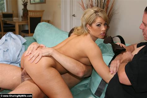 Vintage Husband Watches Wife Fucked