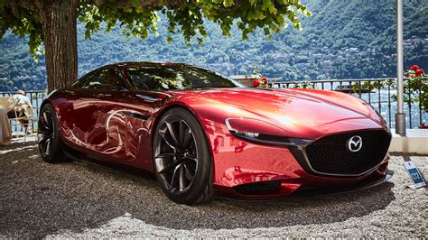 Mazda will build the RX Vision if you shout loud enough ...