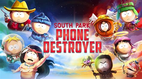Until april 27th all events will feature goth kids, so go play, claim the rewards and level up your goth kids cards, new kid! South Park: Phone Destroyer Launches Today Along with Launch Trailer