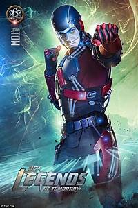 Wentworth Miller And Brandon Routh Lead Dc U0026 39 S Legends Of