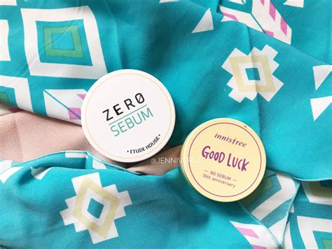 Harga Etude House No Sebum review etude house zero sebum powder vs innisfree no