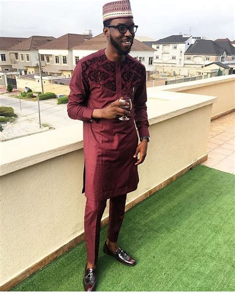 Pin By Oj Anyianuka On Native Suits African Men Fashion