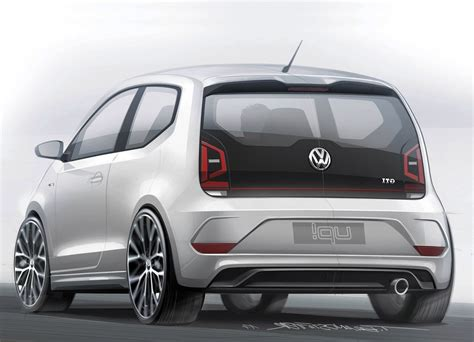 Vw Gti News by 2018 Vw Up Gti New Design Photos Best Car Release News