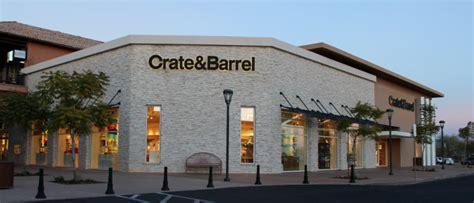 Furniture Store Tuscon, AZ   La Encantada   Crate and Barrel