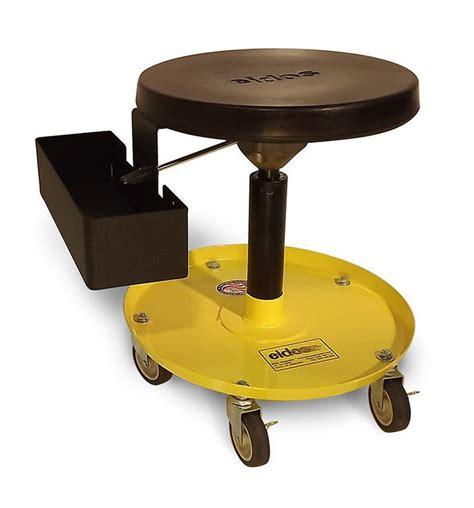 mechanics creeper chair mechanics creeper seat made in the usa adjustable shop