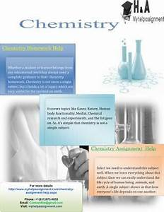 Chemistry Assignment Help How To Say Do My Homework In German  Chemistry Assignment Help Online By Chemistry Experts In Australia