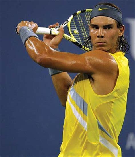 Rafael Nadal Forehand Analysis - Tennis Forehand Technique (HD)