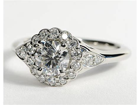 halo diamond sparkling engagement rings engagement