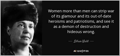 Top 5 Quotes By Lillian Wald