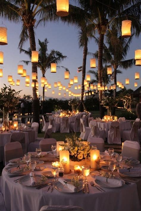 ideas for a beautiful wedding reception pink lotus events