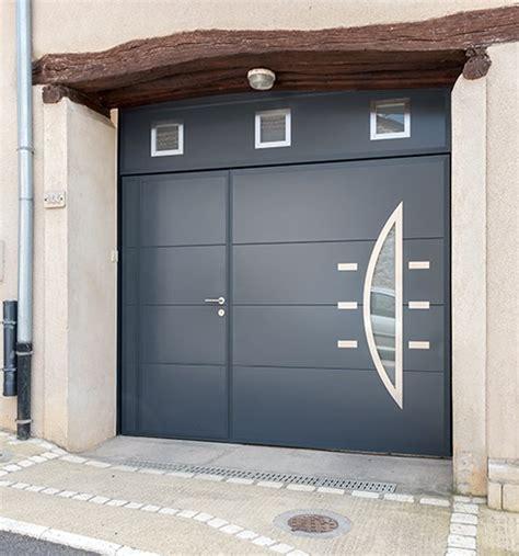 porte de garage isolante porte de garage motoris 233 e sectionnelle basculante autoportante