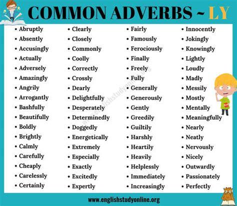 adverbs  davies grade