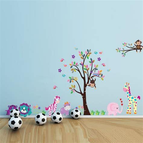 Wandtattoo Für Kinderzimmer  73 Super Ideen! Archzinenet