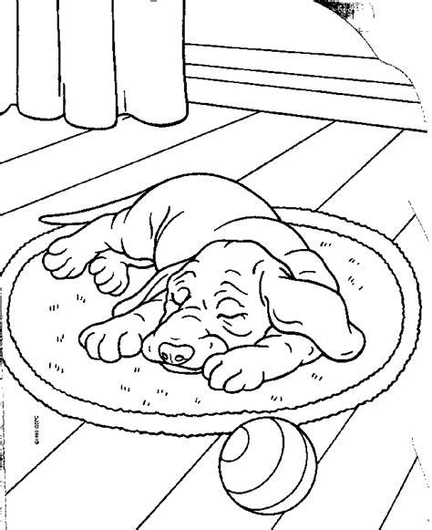 Kleurplaat Printen Puppie by Kleurplaten En Zo 187 Kleurplaten Puppies