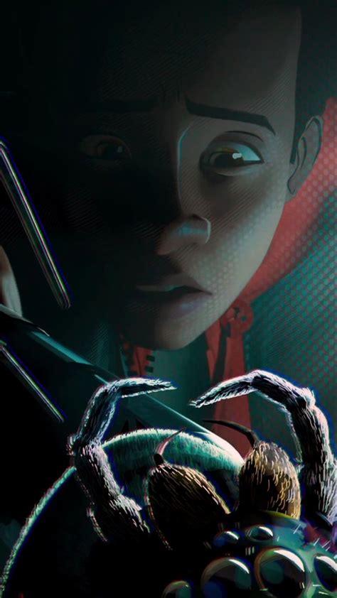 wallpaper spider man   spider verse  movies