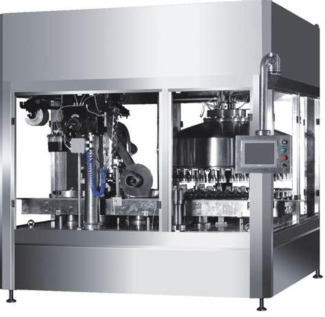 china rotary full automatic glass bottle filling  sealing machine hgfj    china