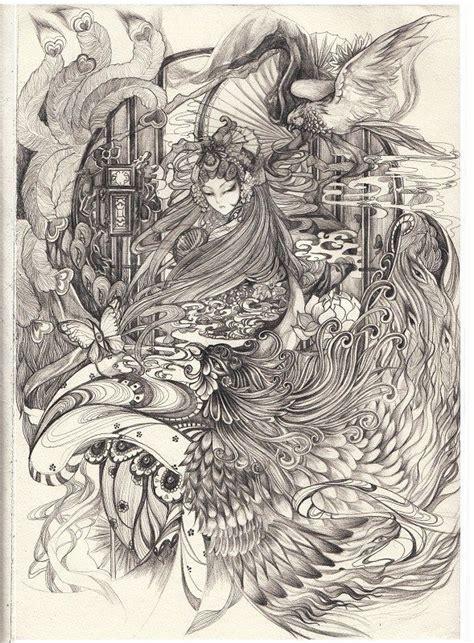 Best Hyakki Yagyo Images Pinterest Japanese Art