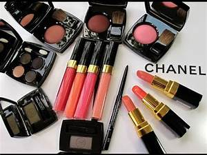 Chanel Makeup#1: Chanel Makeup Collection - YouTube