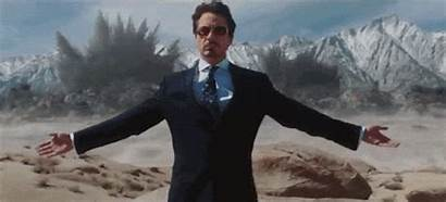 Iron Endgame Minute Every Rdj Marvel Per