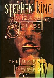 Stephen King The Dark Tower IV Wizard and Gl…