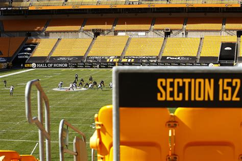 Steelers get 26-21 win at empty Heinz Field | Pittsburgh ...