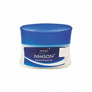 White Petroleum Jelly by Nimson International for Skin Care