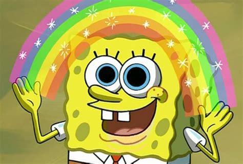 Imagination Spongebob Meme On Memegen