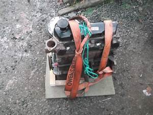 Mk2 Cortina 1600e Crossflow Engine Reconditioning