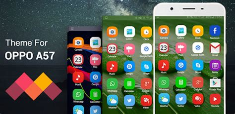theme launcher for oppo a57 apps on play