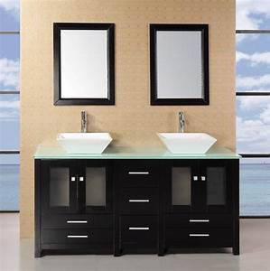 Bathroom cabinets for sale 2017 grasscloth wallpaper for Used bathroom vanities for sale