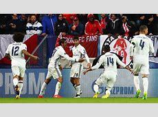 LIVE STREAMING Hasil Real Madrid vs Malaga, Live Skor
