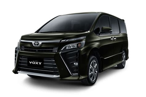 Toyota Voxy Backgrounds by Toyota Voxy 2017 Present Trapo Indonesia