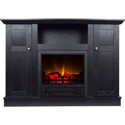 electric fireplace media cabinet electric fireplace tv stand heater 50 media storage