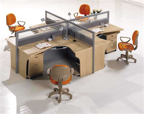 bureau furniture modular office partitions design and ideas office