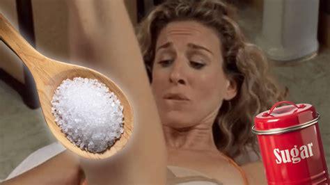 Review of Sugaring Vs. Brazilian Wax
