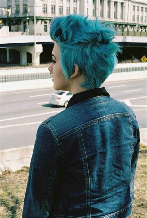 Edgy Short Punk Hairstyles ? Can You Pull Off The Look?